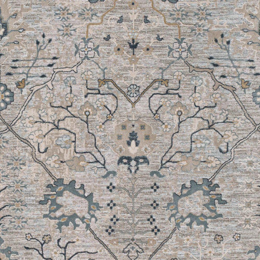 Surya Brunswick 10' x 14' Sage, Khaki, Denim and Green Area Rug, , large