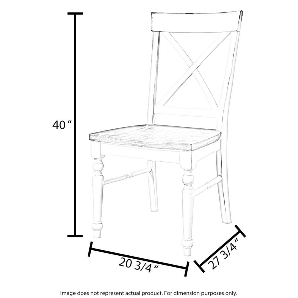 Bernhardt Decorage Side Chair in Cerused Mink, , large