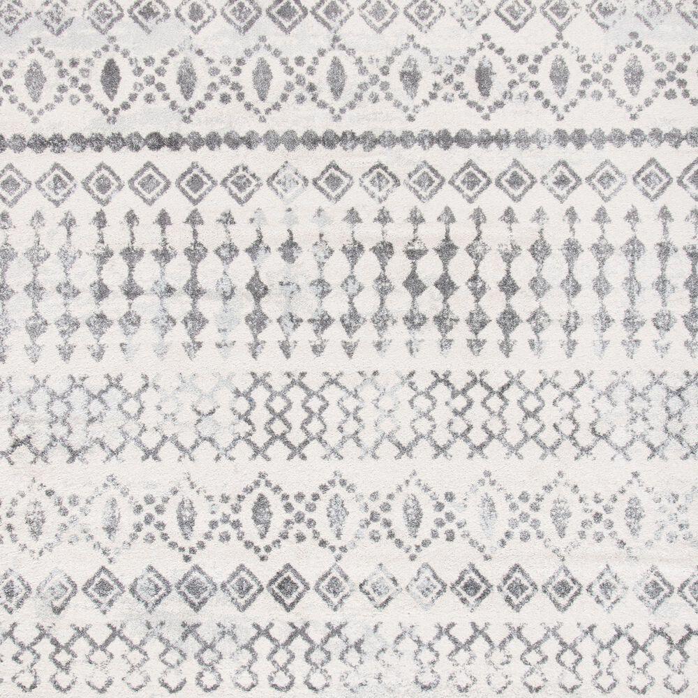"Safavieh Tulum TUL240A 2'7"" x 4'5"" Ivory and Grey Area Rug, , large"