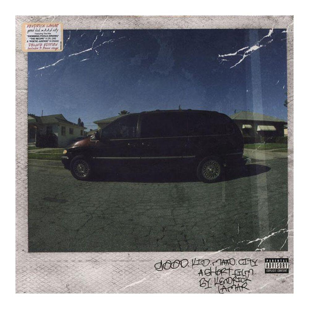 Kendrick Lamar - Good Kid, M.A.A.D City (LP), , large