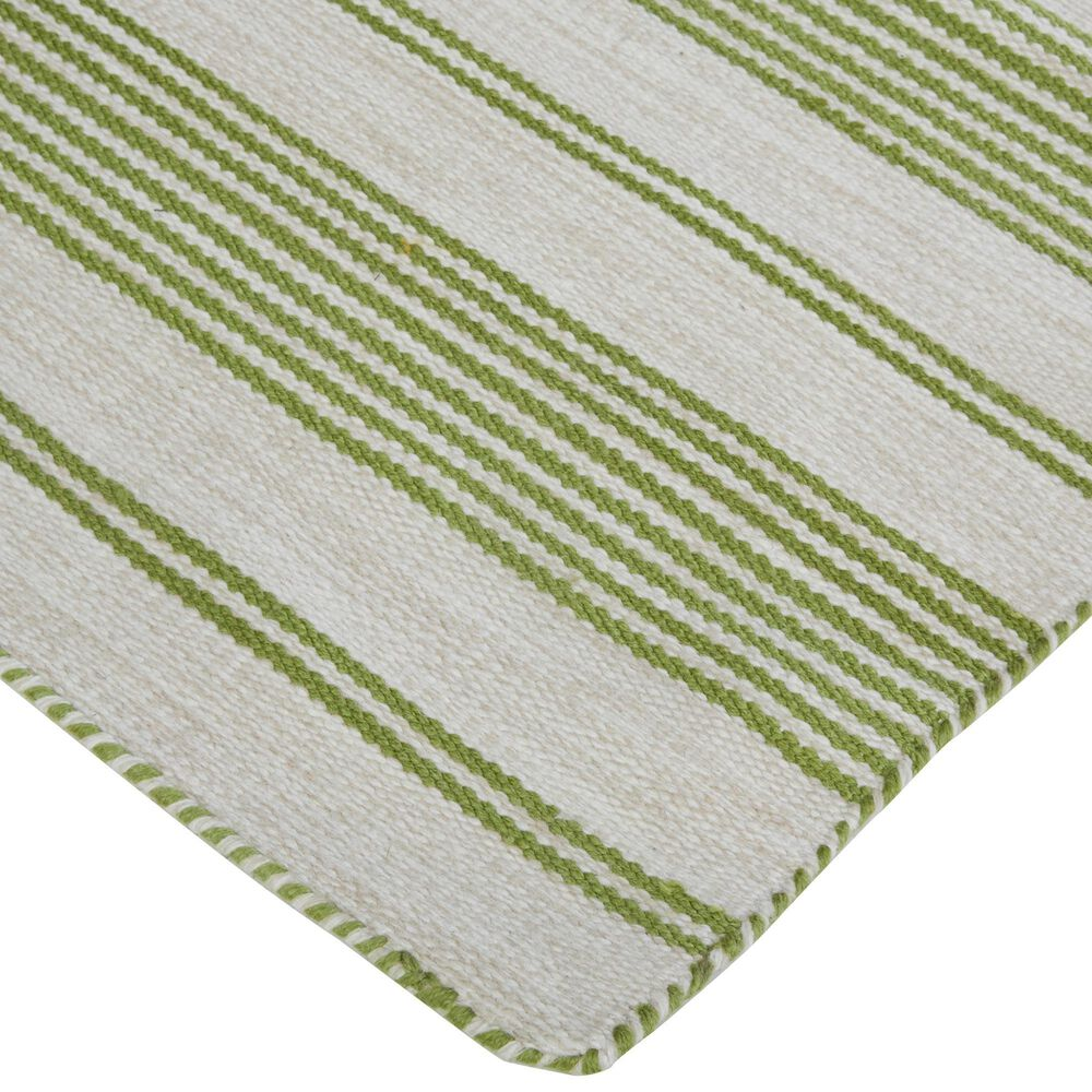 Feizy Rugs Duprine 8' x 11' Green and Ivory Area Rug, , large