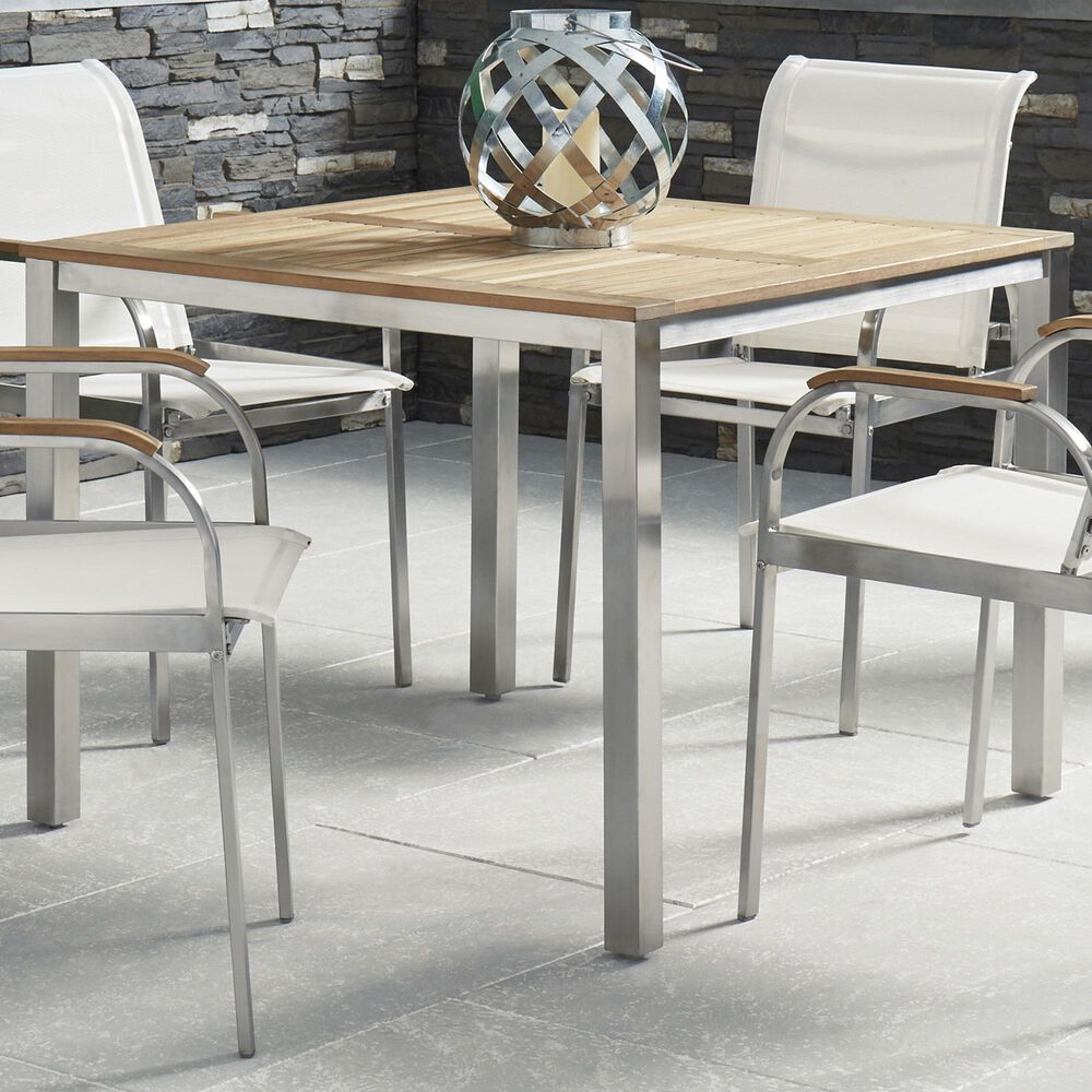 Home Styles Aruba Dining Table in Brown, , large