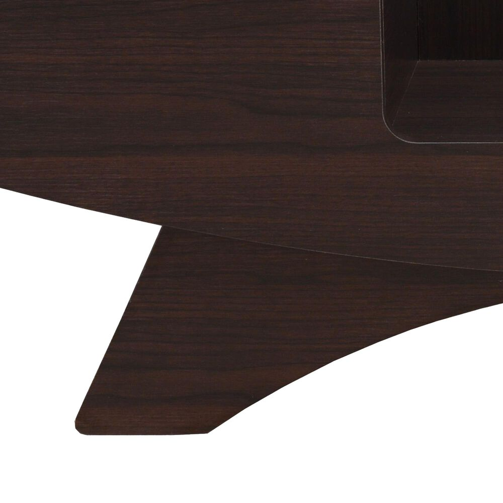 Furniture of America Acosta Coffee Table in Walnut, , large