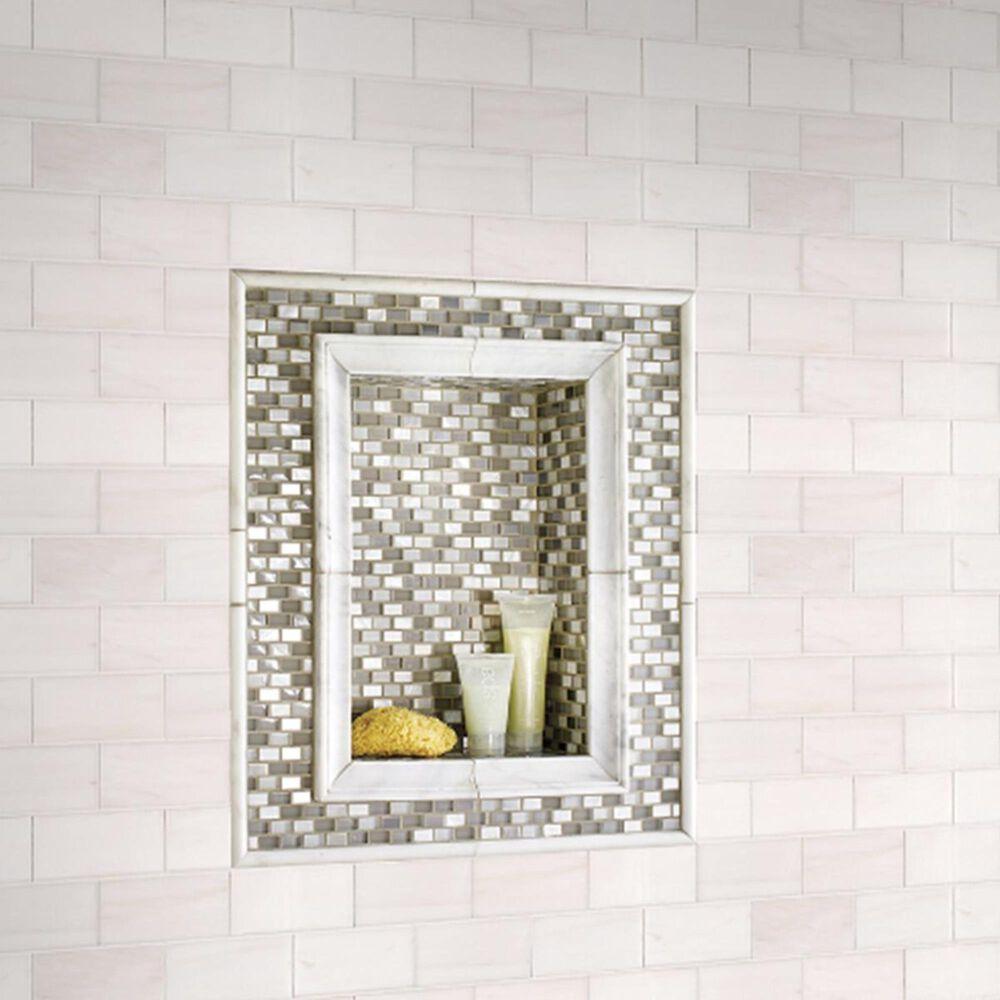 "MS International Bianco Dolomite Subway White 3"" x 6"" Natural Stone Tile, , large"