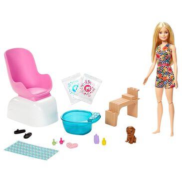 Mattel Barbie Mani-Pedi Spa Playset, , large