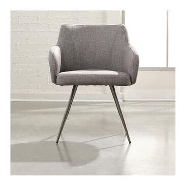 Sauder  Soft Modern Occasional Chair in Soft Gray, , large