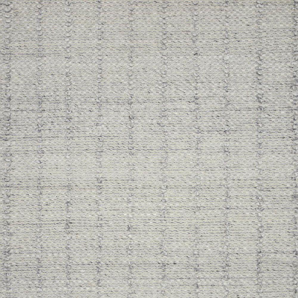 """Magnolia Home Elliston II-01 7'9"""" x 9'9"""" Light Grey Area Rug, , large"""