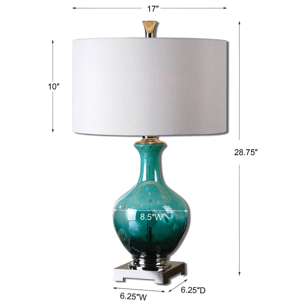 Uttermost Yvonne Table Lamp, , large