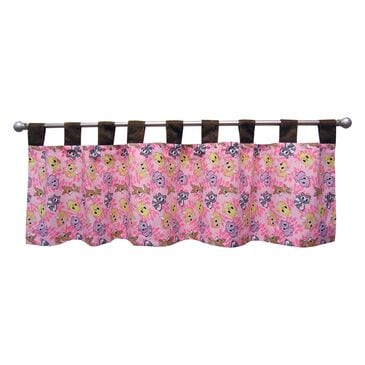 Trend Labs Lola Fox And Friends Window Valance, , large
