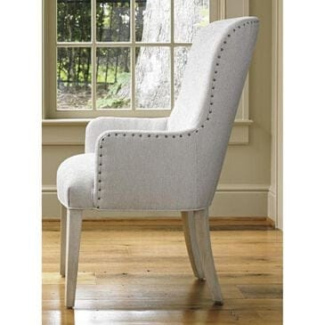 Lexington Furniture Oyster Bay Baxter Upholstered Arm Chair in Oyster, , large