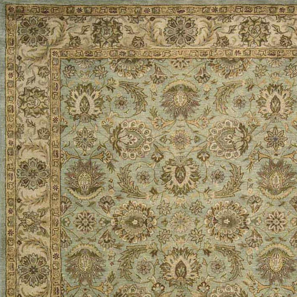 Nourison Jaipur JA34 3'9'' x 5'9'' Seafoam Area Rug, , large