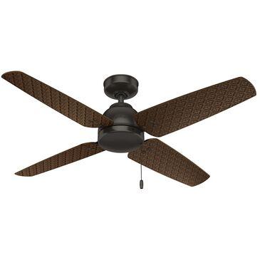 """Hunter Sunnyvale 52"""" Outdoor Ceiling Fan in Premier Bronze, , large"""