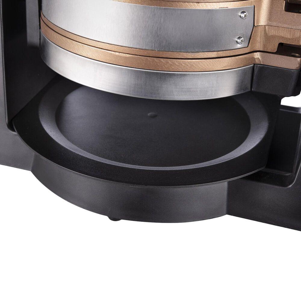 CRUX Double Rotating Belgian Standard Waffle Maker, , large