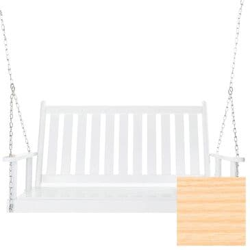 Lakeside Penrose 4' Porch Swing in Unfinished, , large