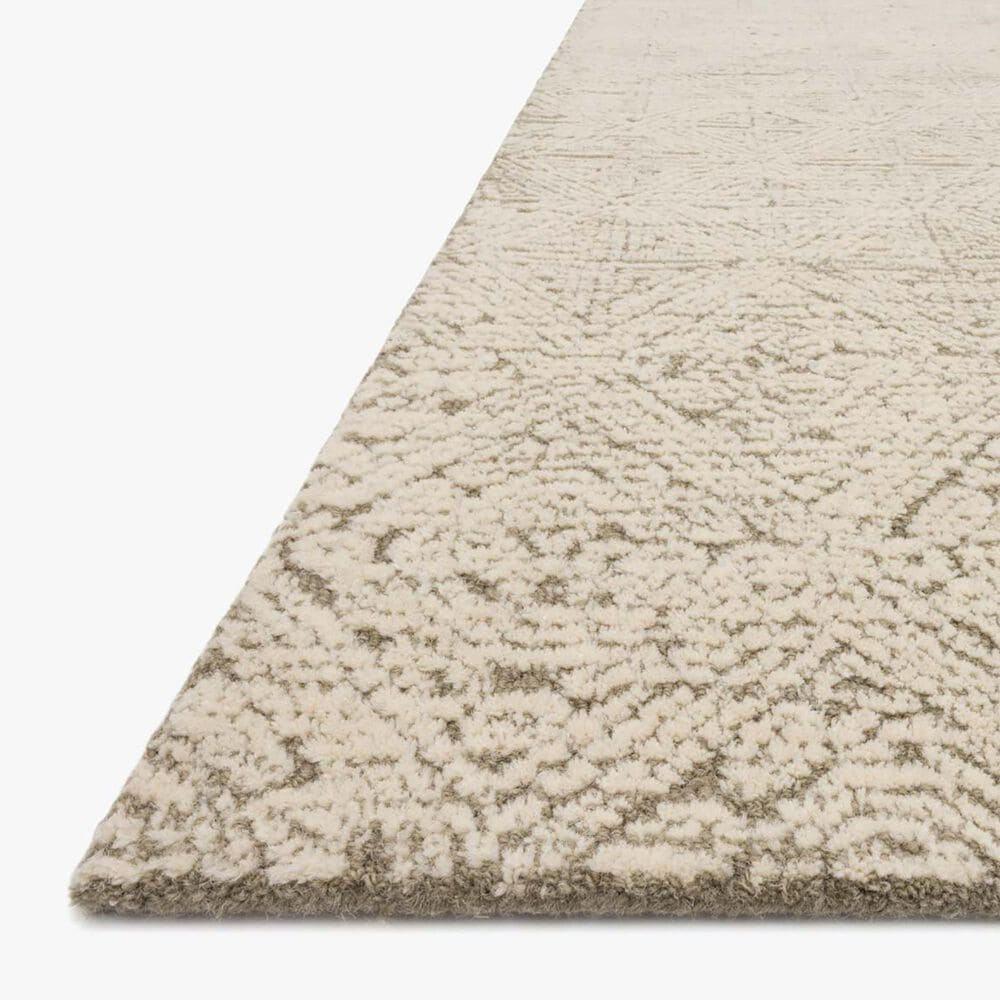 """ED Ellen DeGeneres Crafted by Loloi Kopa 7'9"""" x 9'9"""" Taupe and Ivory Area Rug, , large"""