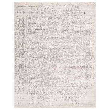 """Safavieh Madison MAD603G 10"""" x 14"""" Silver and Ivory Area Rug, , large"""