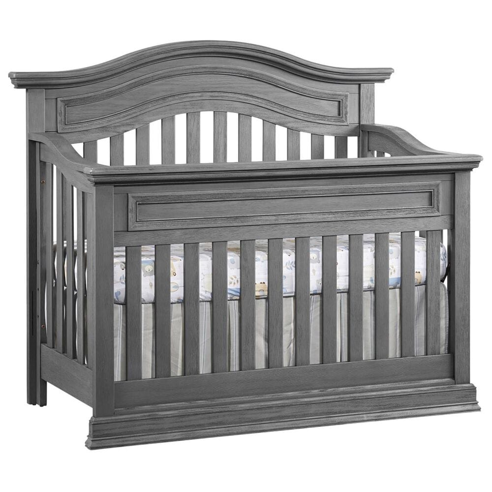 Oxford Baby Glenbrook 3 Piece Nursery Set in Graphite Gray, , large