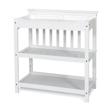Child Craft White Top Dressing Table, , large