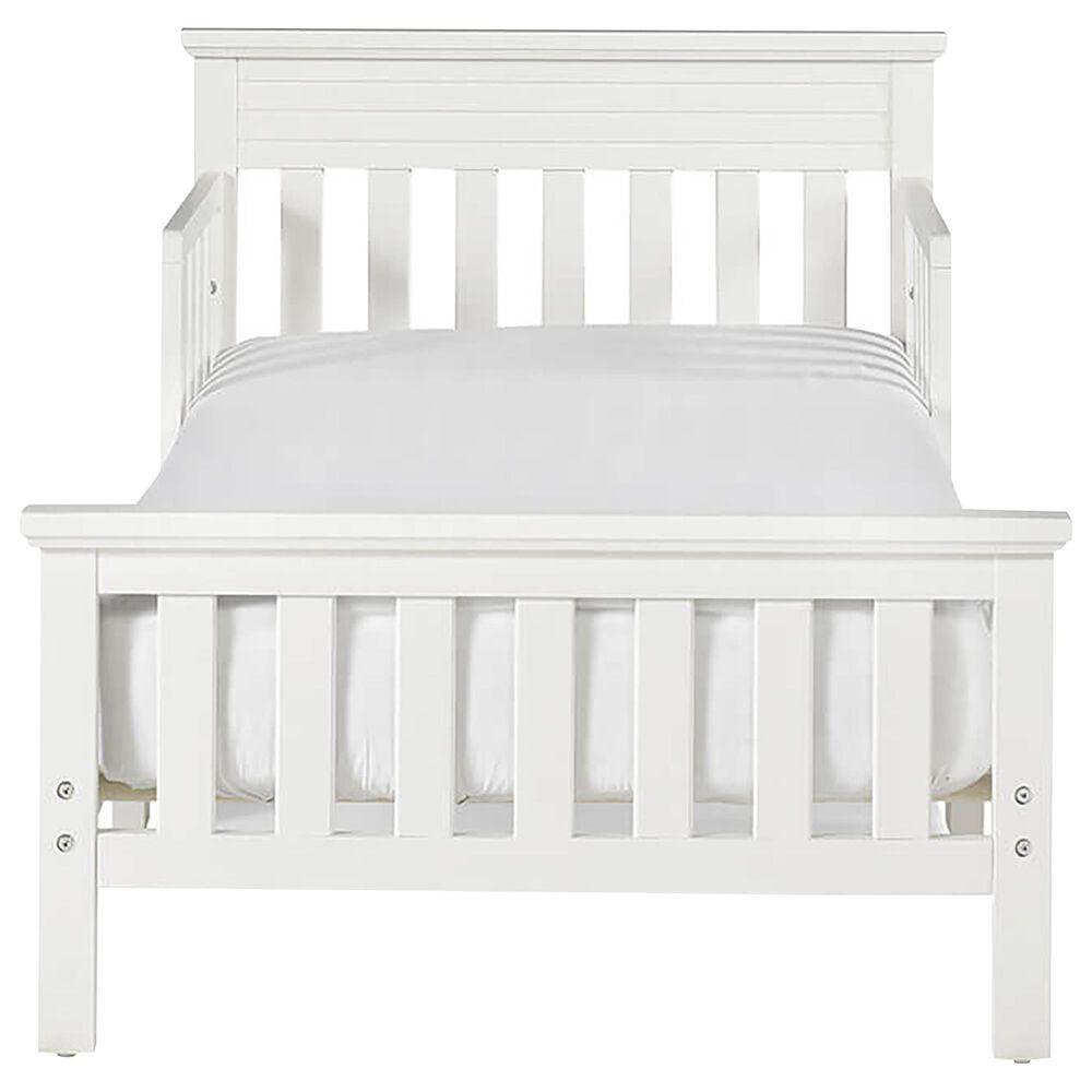 Bivona & Company Newbury Toddler Bed in Snow White, , large