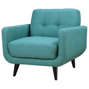Mayberry Hill Hadley Chair in Heirloom Teal, , large