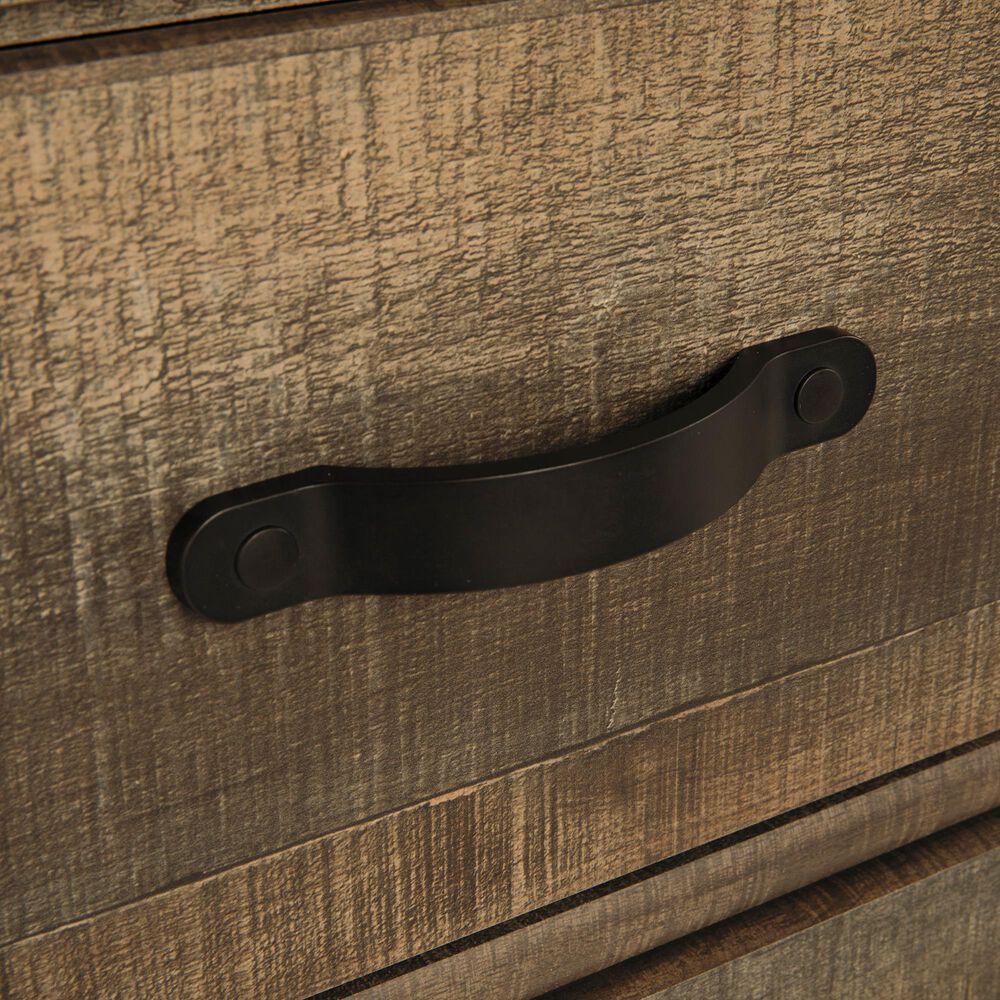 Little Dreamer Trinell 6 Drawer Dresser in Brown, , large
