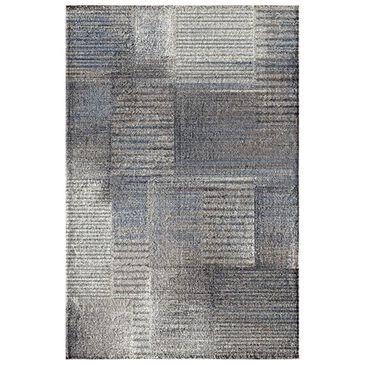 "Trisha Yearwood Rug Collection Tywd Relax Atlanta Rain 5' x 7'6"" Multicolor Area Rug, , large"