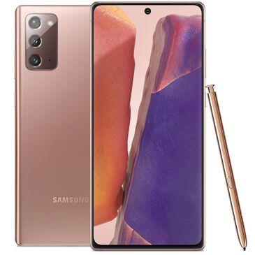 Samsung Samsung Galaxy Note20 128GB - Unlocked in Mystic Bronze, , large