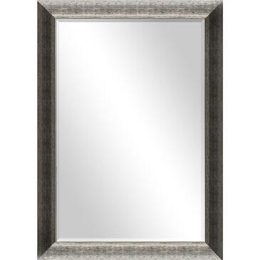 BP Industries Distressed Gray 24x36 Mirror, , large