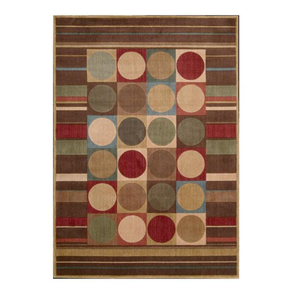 "Nourison Somerset ST80-00486 5'6"" x 7'5"" Multicolor Area Rug, , large"