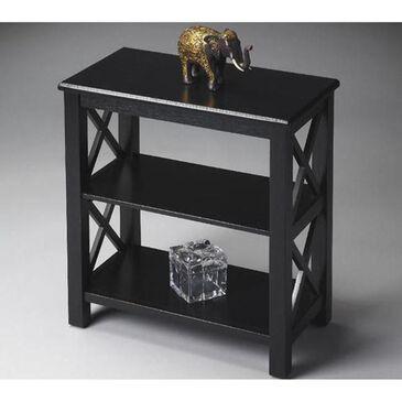 Butler Masterpiece Bookcase in Black Licorice, , large