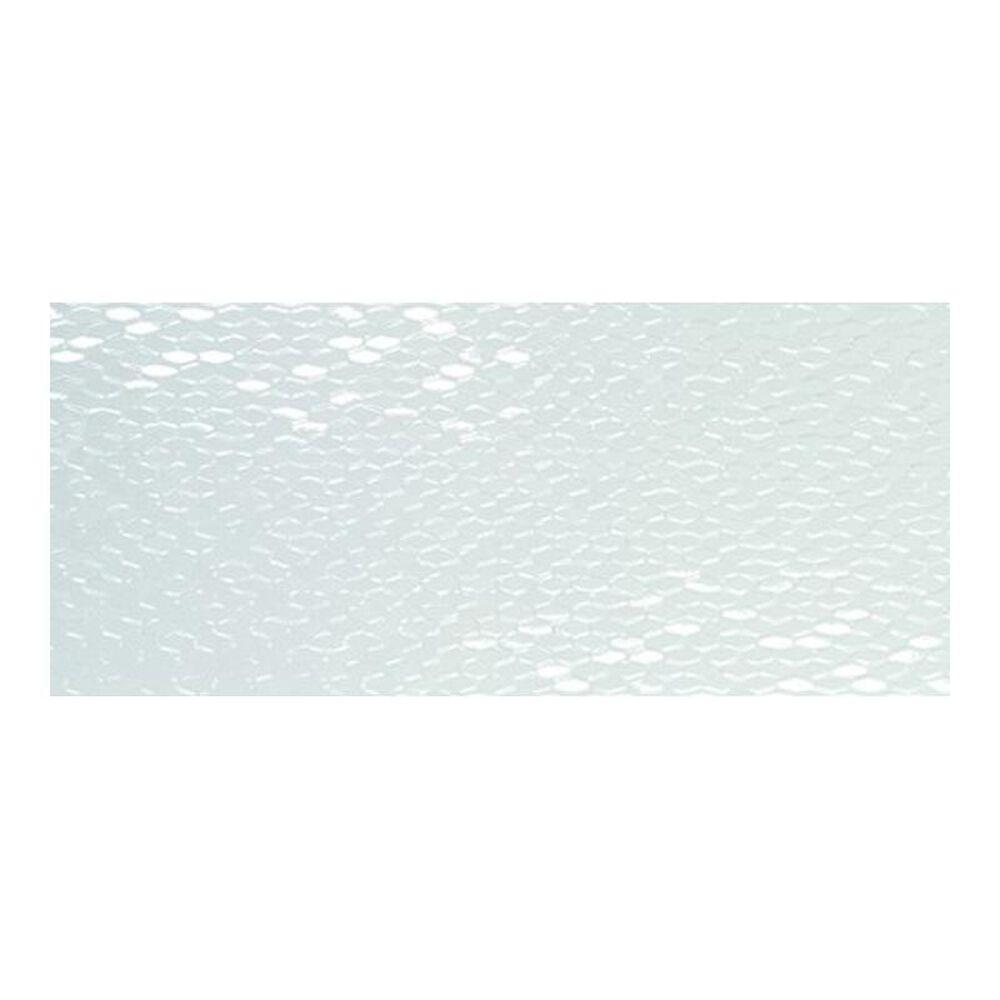 """Emser Artwork White 12"""" x 35"""" Mini Hexagon Ceramic Tile, , large"""