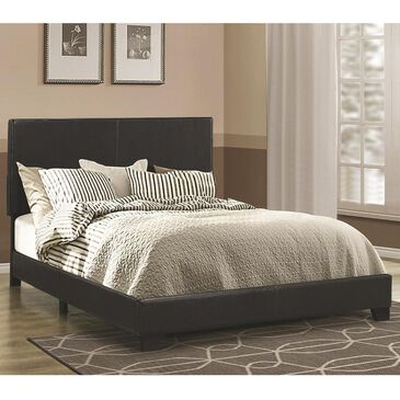 Pacific Landing Dorian Twin Upholstered Bed in Black, , large