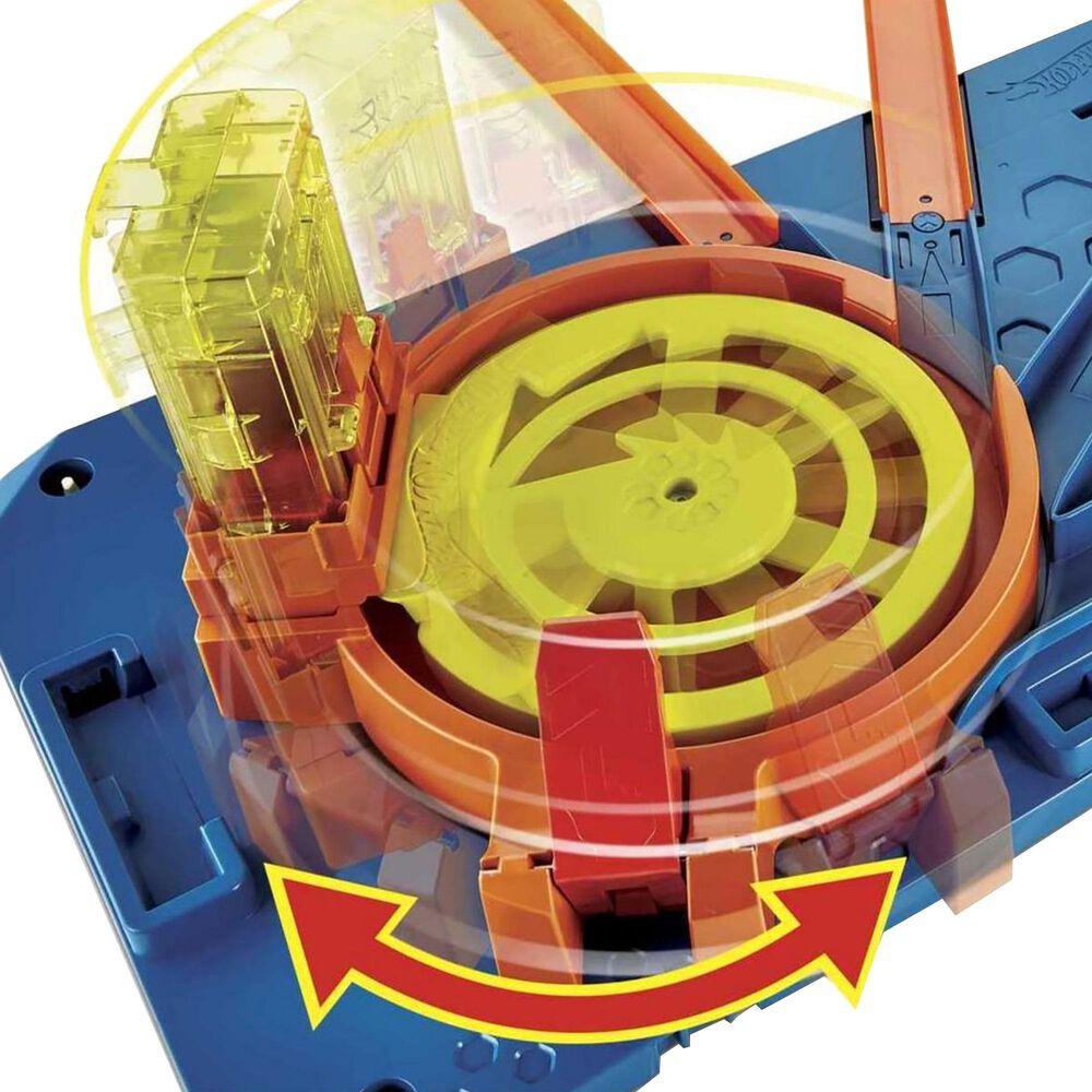 Hot Wheels Track Builder Unlimited Rapid Launch Builder Box, , large