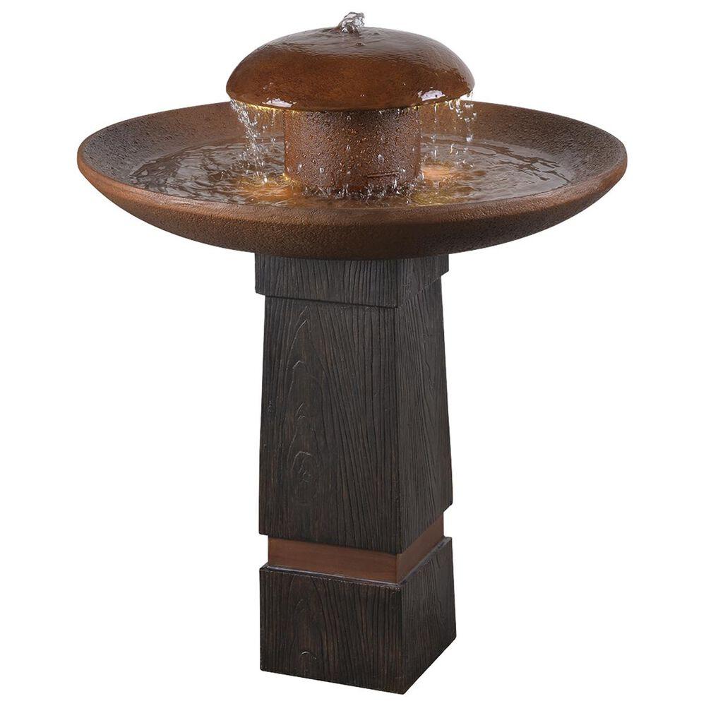 Kenroy Oswego Floor Fountain in Copper, , large