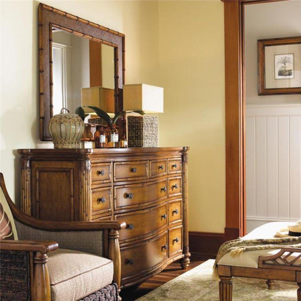 Tommy Bahama Home Island Estate Barbados Triple Dresser, , large