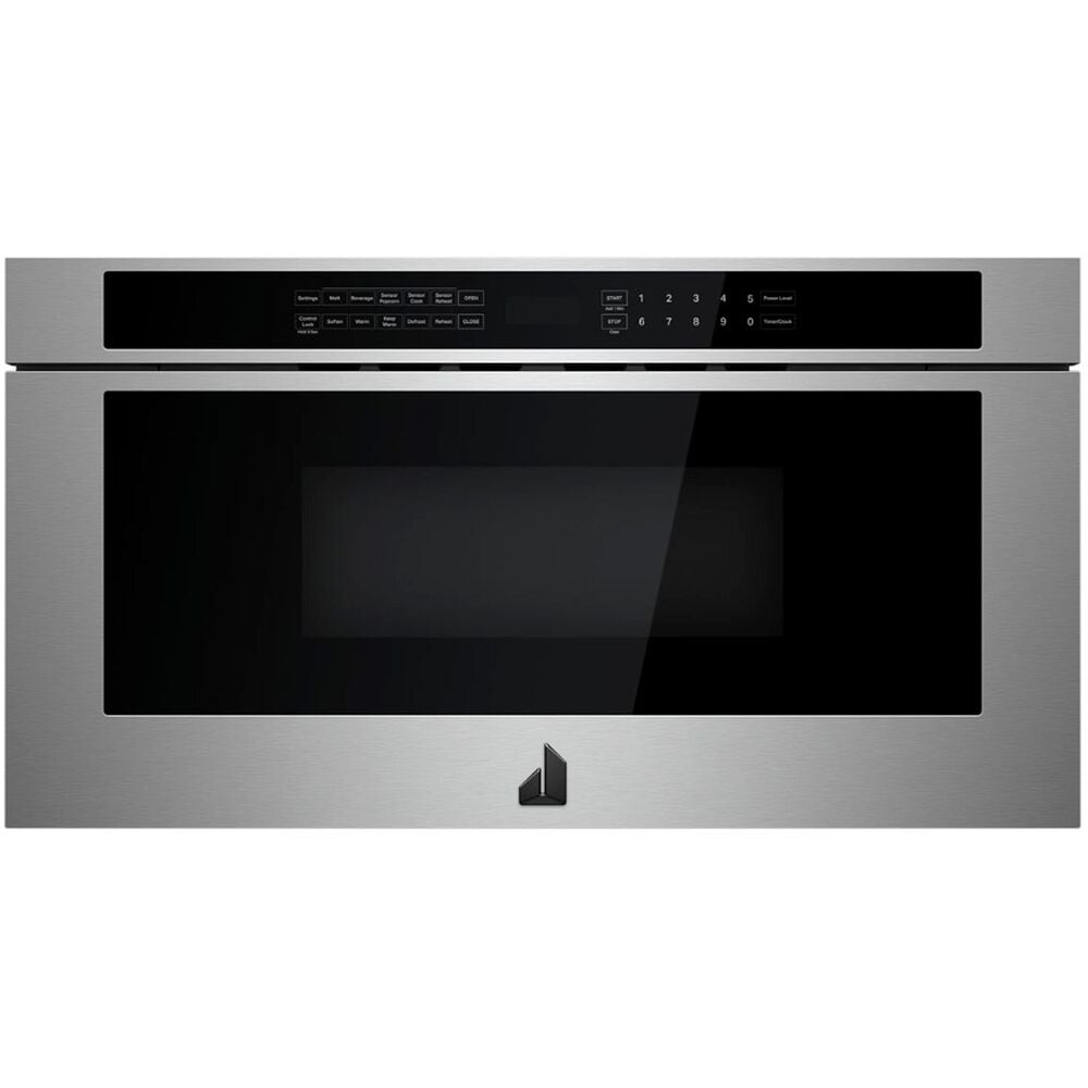 """Jenn-Air RISE 30"""" Undercounter Microwave Oven with Drawer Design in Stainless Steel , , large"""
