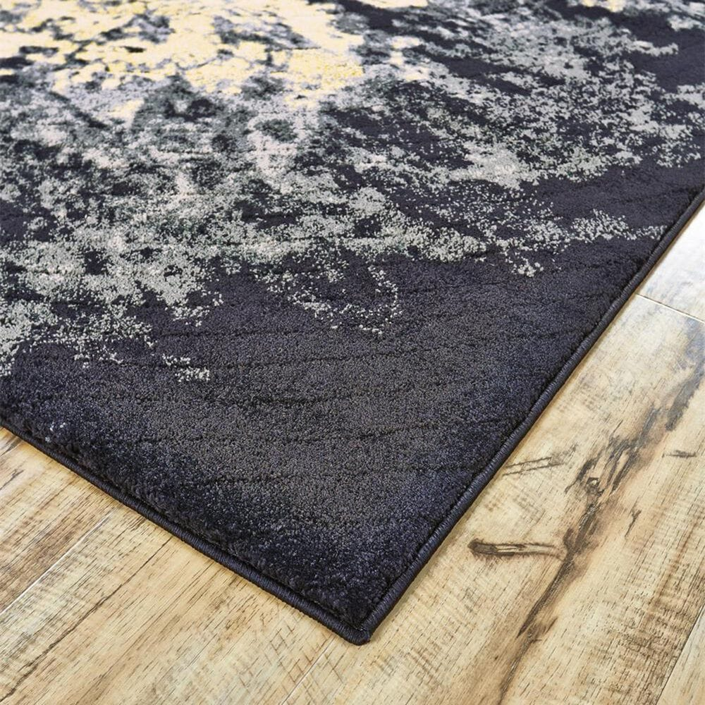"""Feizy Rugs Bleecker 3590F 10' x 13'2"""" Charcoal Area Rug, , large"""