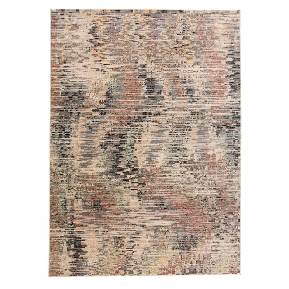 """Feizy Rugs Grayson 3580F 3""""11"""" x 5""""5"""" Charcoal Area Rug, , large"""