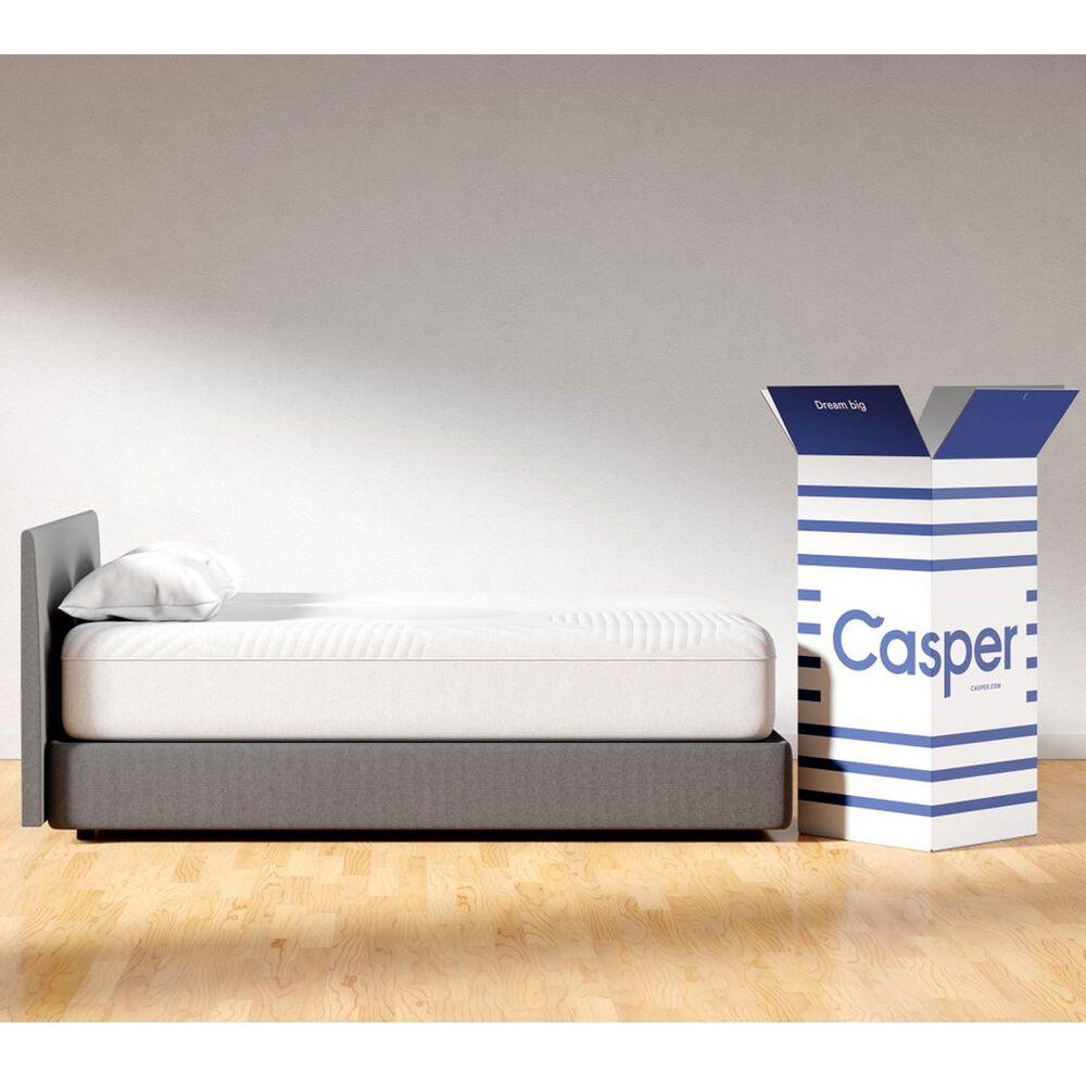 """Casper 13"""" Wave Hybrid Full Mattress Only, , large"""