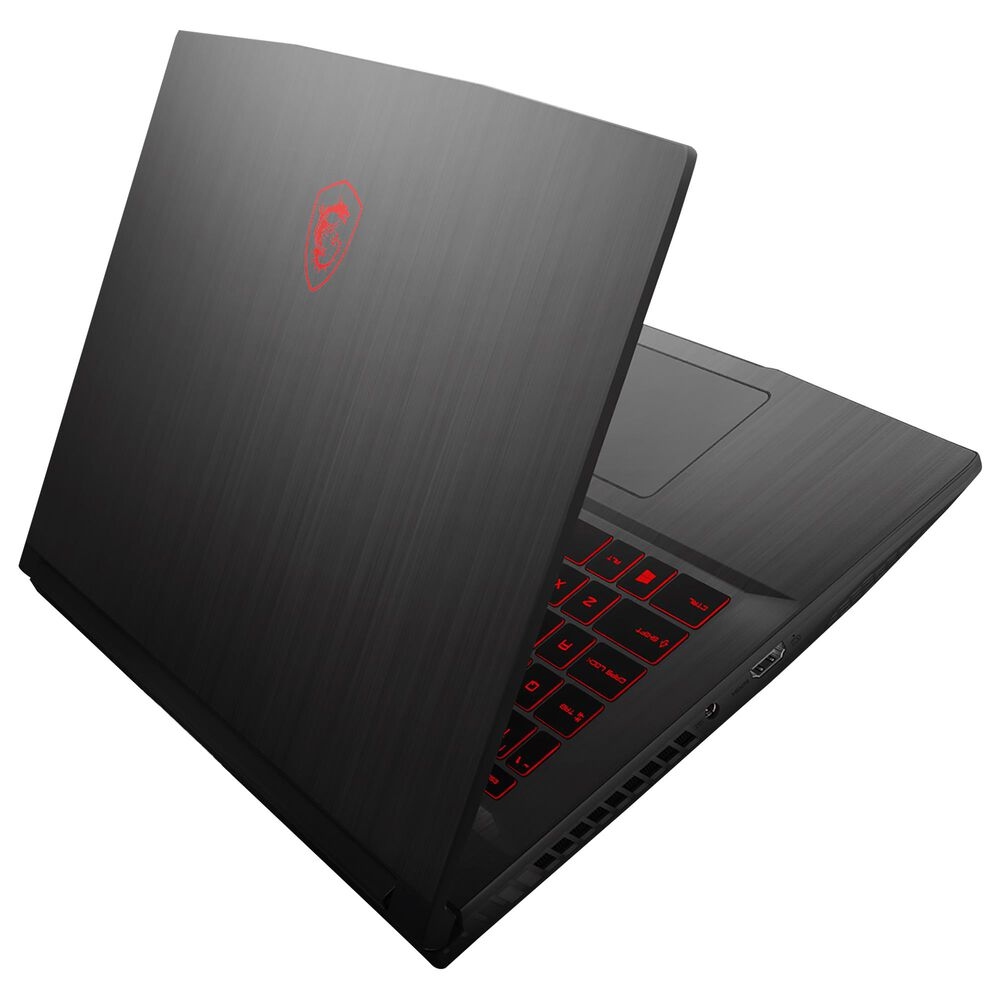 "MSI 15.6"" Laptop   Intel Core i7-10750H - 8GB RAM - NVIDIA GeForce GTX 1660 Ti Graphics - 512 GB SSD in Black, , large"