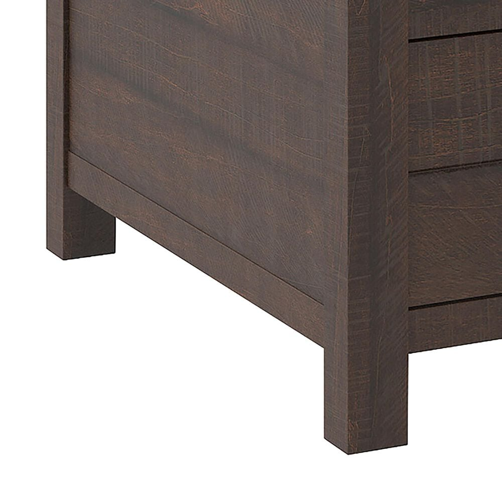 Signature Design by Ashley Camiburg Lift-Top Coffee Table in Warm Brown, , large