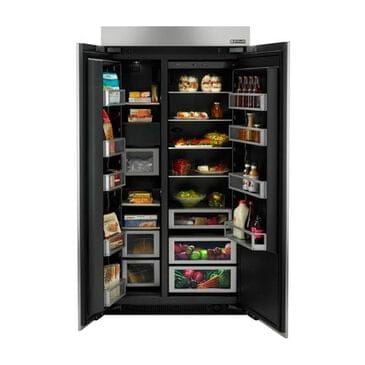 "Jenn-Air 42"" Built-In Side-by-Side Refrigerator (Panel Ready), , large"