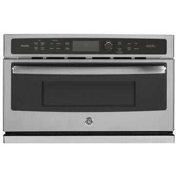 "GE Profile 30""  Single Wall Oven with Advantium Technology - Stainless Steel , , large"