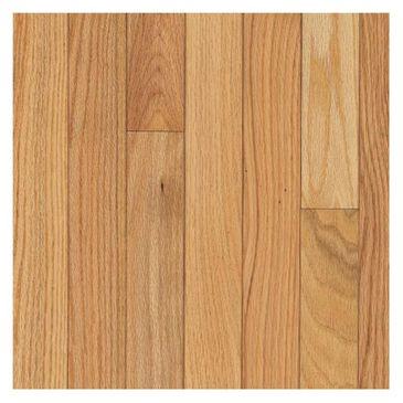 Bruce Dundee Strip Natural Oak Hardwood, , large