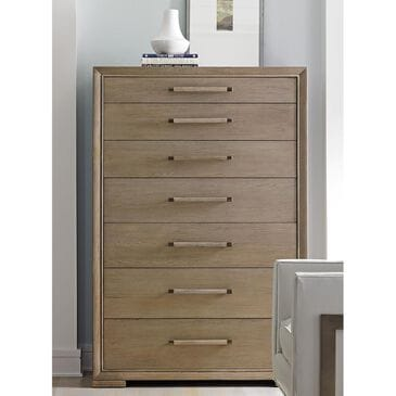 Lexington Furniture Shadow Play Foster Chest in Taupe Gray, , large