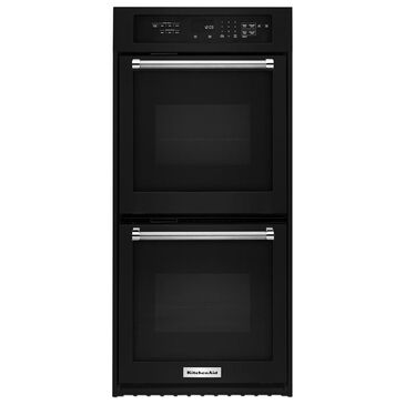 """KitchenAid 24"""" Electric Double Wall Oven, , large"""
