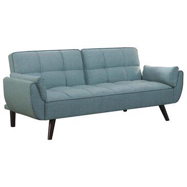 Pacific Landing Skylar Convertible Sofa in Blue, , large