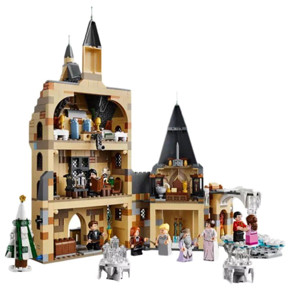 LEGO Harry Potter Hogwarts Clock Tower Set, , large