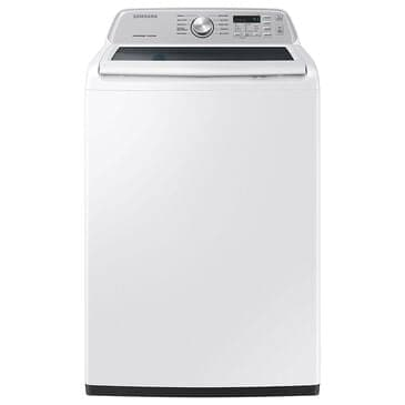 Samsung 4.4 Cu. Ft. Top Load Washer with Active Wave Agitator in White, , large