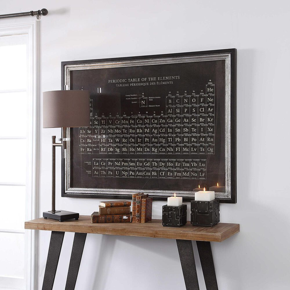 Uttermost Periodic Table Framed Print, , large